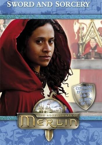 Okładka książki Merlin: Sword and Sorcery