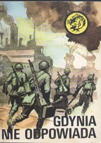 Okładka książki Gdynia nie odpowiada
