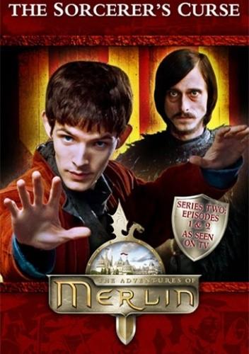 Okładka książki Merlin: The Sorcerer's Curse