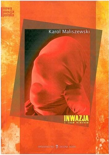 Okładka książki Inwazja i inne wiersze
