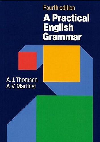 Okładka książki A Practical English Grammar