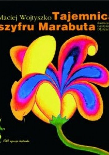 Okładka książki Tajemnica szyfru Marabuta