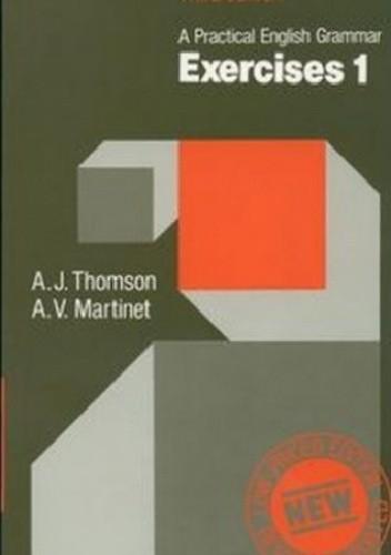 Okładka książki A practical English grammar: Exercises 1