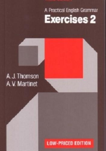 Okładka książki A Practical English Grammar: Exercises 2