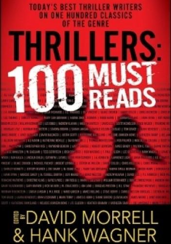 Okładka książki Thrillers: 100 Must-Reads