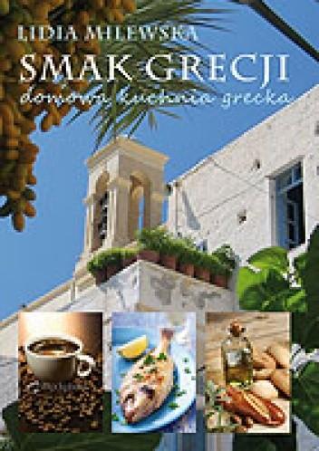 Okładka książki Smak Grecji
