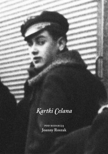 Okładka książki Kartki Celana
