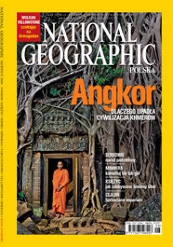 Okładka książki National Geographic 08/2009 (119)