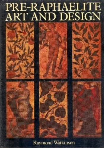 Okładka książki Pre-Raphaelite Art and Design