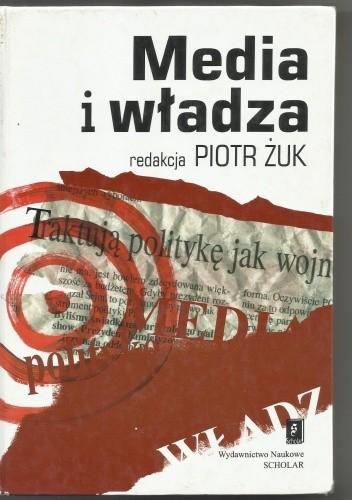 Okładka książki Media i władza