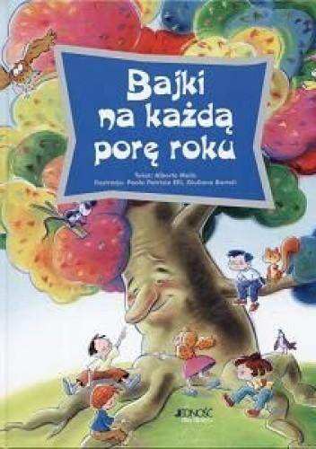 Okładka książki Bajki na każdą porę roku