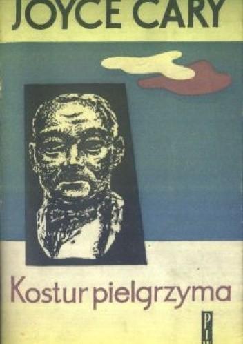 Okładka książki Kostur pielgrzyma