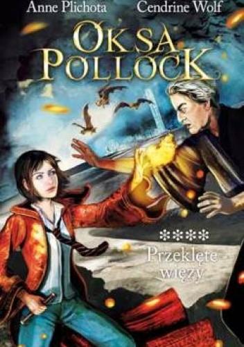 Okładka książki Oksa Pollock. Przeklęte więzy