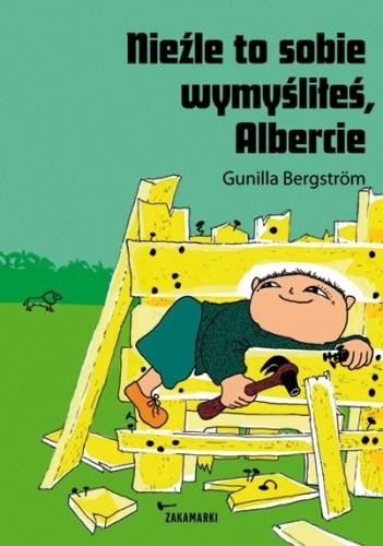 Okładka książki Nieźle to sobie wymyśliłeś, Albercie