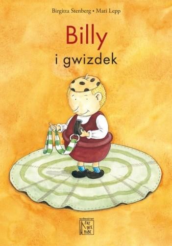 Okładka książki Billy i gwizdek
