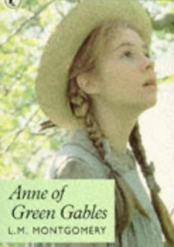 Okładka książki Anne of Green Gables
