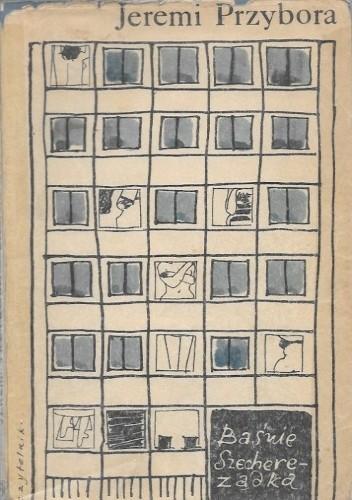 Okładka książki Baśnie Szecherezadka