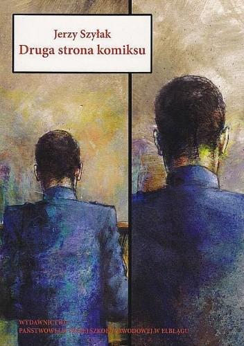 Okładka książki Druga Strona Komiksu