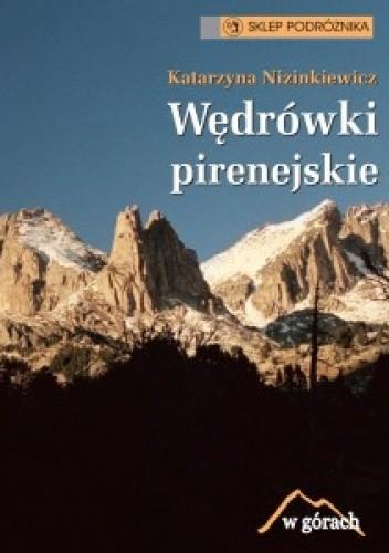 Okładka książki Wędrówki pirenejskie