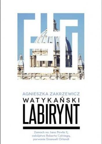 Okładka książki Watykański labirynt