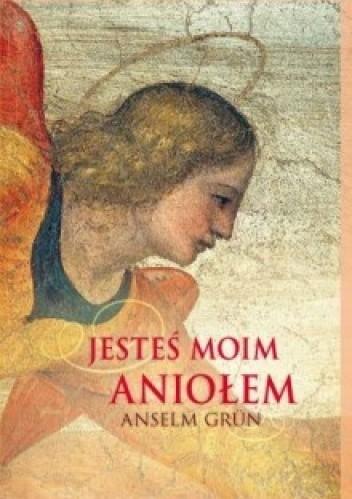 Okładka książki Jesteś moim aniołem