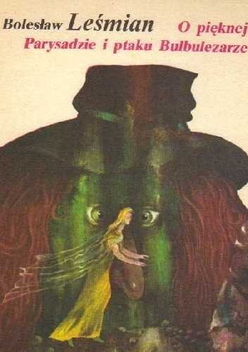 Okładka książki O pięknej Parysadzie i ptaku Bulbulezarze
