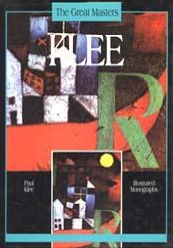 Okładka książki Paul Klee