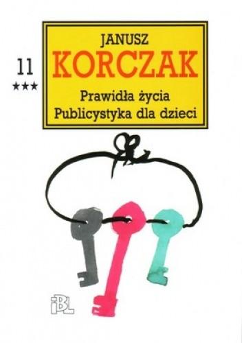 Okładka książki Prawidła życia. Publicystyka dla dzieci, cz. 3