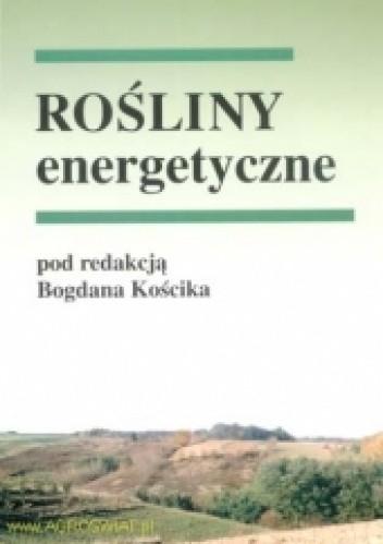 Okładka książki Rośliny energetyczne