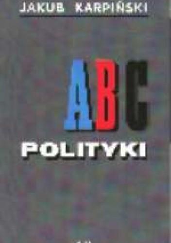Okładka książki ABC polityki