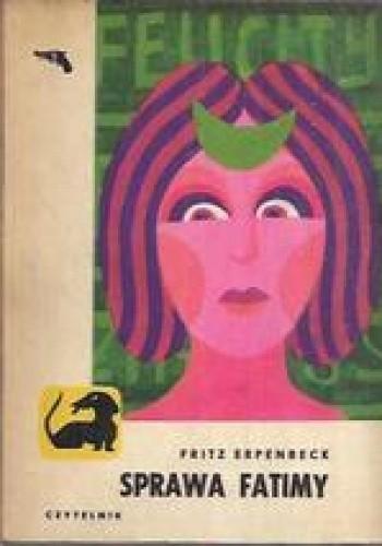 Okładka książki Sprawa Fatimy
