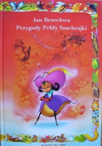 Okładka książki Przygody Pchły Szachrajki