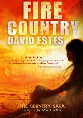 Okładka książki Fire Country