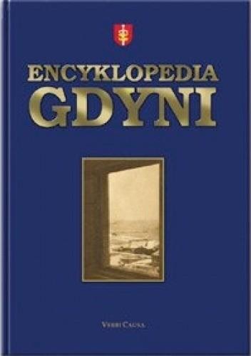 Okładka książki Encyklopedia Gdyni