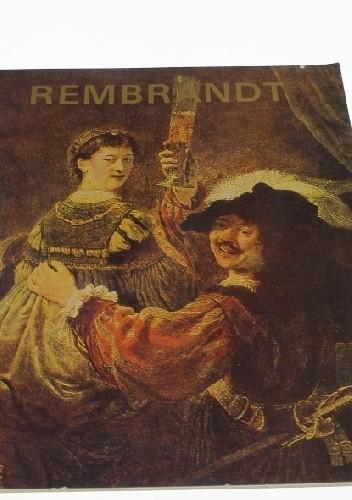 Okładka książki Rembrandt