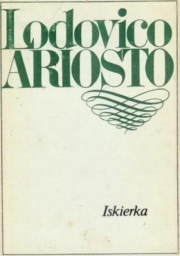 Okładka książki Iskierka