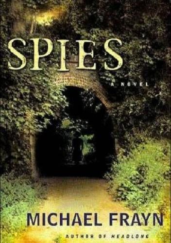 Okładka książki Spies