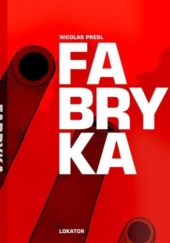 Okładka książki Fabryka