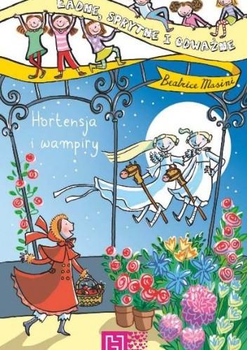 Okładka książki Hortensja i wampiry