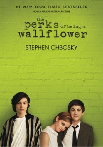 Okładka książki The Perks of Being a Wallflower