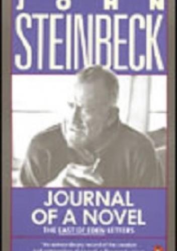 Okładka książki Journal of a Novel: The East of Eden Letters