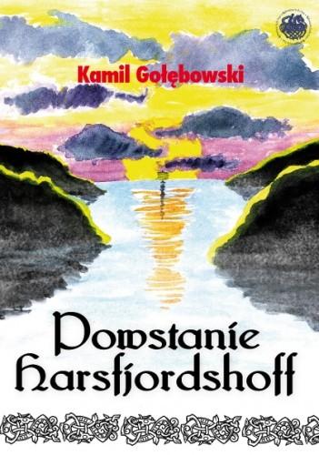 Okładka książki Powstanie Harsfjordshoff