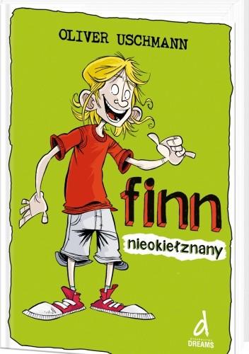 Okładka książki Finn nieokiełznany