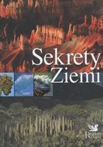 Okładka książki Sekrety Ziemi