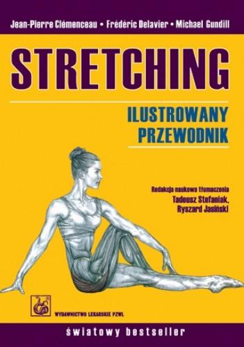 Okładka książki Stretching Ilustrowany przewodnik
