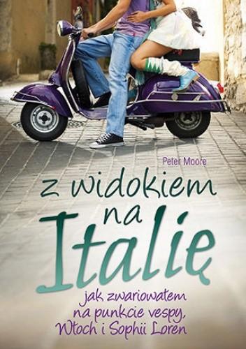 Okładka książki Z widokiem na Italię