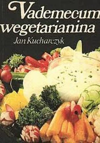 Okładka książki Vademecum wegetarianina