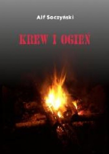 Okładka książki Krew i ogień