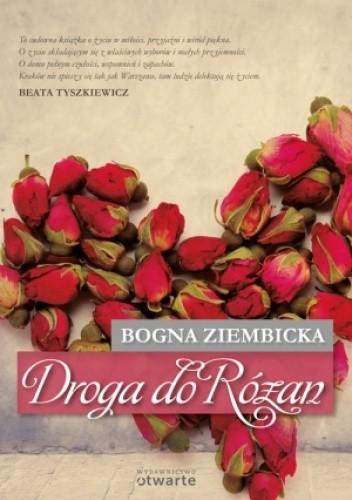 Okładka książki Droga do Różan