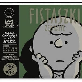 Okładka książki Fistaszki zebrane 1965–1966